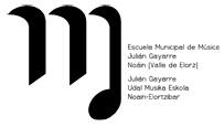 ESCUELA DE MÚSICA DE NOÁIN JULIÁN GAYARRE