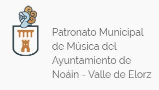 Patronato Municipal de Música del Ayuntamiento de Noáin - Valle de Elorz